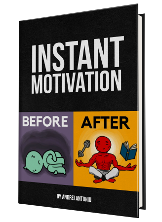 Instant Motivation Book Design 3